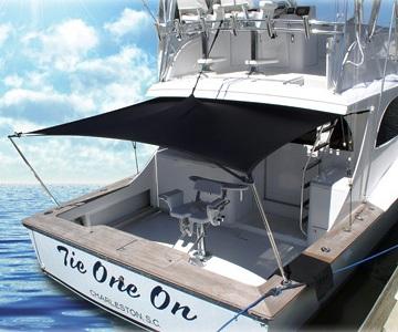 Boat Shade Kit X From Rnr Marine Com