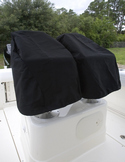 Boston Whaler 190 Outrage Pedestal Seat Covers