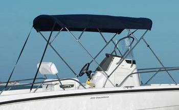 boston whaler 200 dauntless oem bimini top