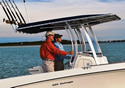 Boston Whaler 220 Outrage OEM T-Top