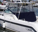 Boston Whaler 295 Conquest Hard-Top Side and Aft Curtains