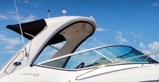 sea ray 330 sundancer sunshadetop