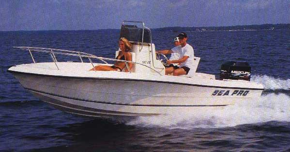 2000 sea pro 190cc spec sheet | Sea Pro Boat Owners Forum