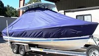 TTopCover™ Albury Brothers, 23, 20xx, T-Top Boat Cover, stbd front