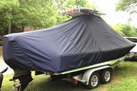 TTopCover™ Blackjack, 224, 20xx, T-Top Boat Cover, stbd rear