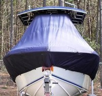 Photo of Bluewater 2550 19xx T-Top Boat-Cover-Bow