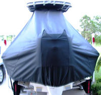 Photo of Bluewater 2550 20xx T-Top Boat-Cover, Rear