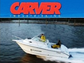 Carver® 73123A Styled-To-Fit™ Boat Cover for Starcraft® BLUE