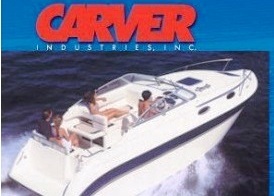 Carver® 76226A Styled-To-Fit™ Boat Cover for Starcraft® CRUISER 2650