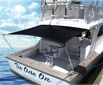 Boat Shade Kit X From Rnr Marine Com