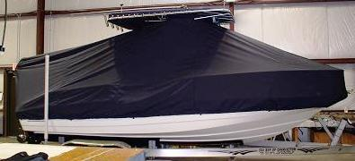 Boston Whaler Dauntless 200, 2008, TTopCovers™ T-Top boat cover