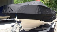 LaPortes™ Boston Whaler, Montauk 190, 20xx, Boat Cover LCC, port front