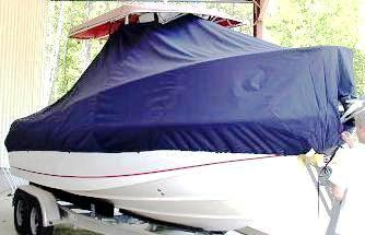Boston Whaler Outrage 23, 20xx, TTopCovers™ T-Top boat cover