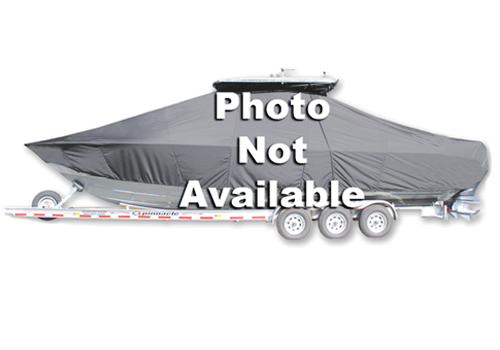 Boston Whaler Outrage 350, 20xx, TTopCovers™ T-Top boat cover photo not available