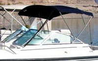 Boston Whaler, Ventura 21, 2001, Bimini Top, port front