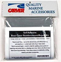Boat-Cover-CCF-61050-Reinforcement-Repair-Kit™Carver(r) p/n 61050 Self-Adhesive material to Reinforce or Repair Carver(r) Boat Covers