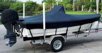 Carver^&reg^; Custom-Fit^&trade^; Boat-Cover