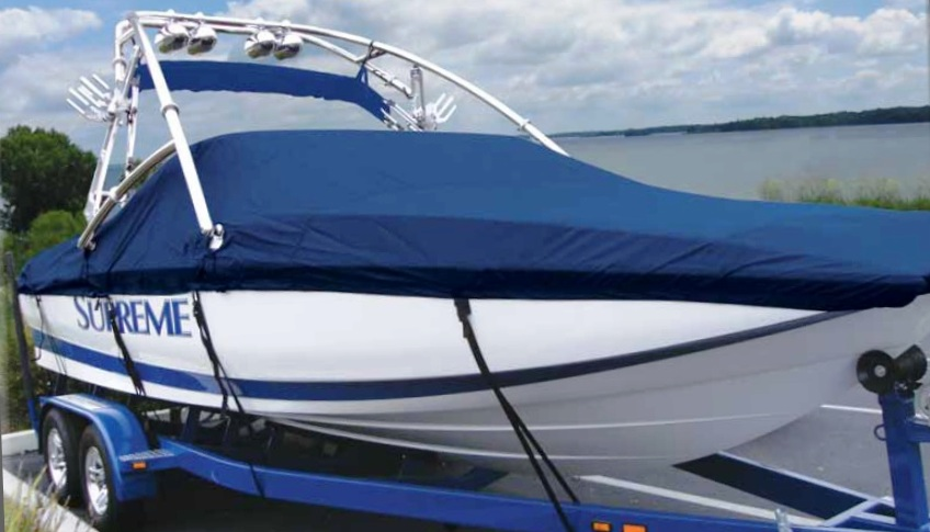 NEW BOAT COVER SEA RAY 205 SPORT W//O TOWER 2006-2015