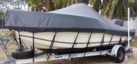 Center-Console-Boat-Cover™Universal (non-OEM) Sunbrella(r) fabric Center Console Fishing Boat Cover