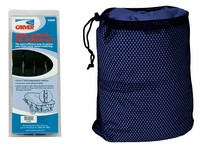 Optional Carver® Custom-Fit™ Tie-Down Kit and Mesh Storage Bag