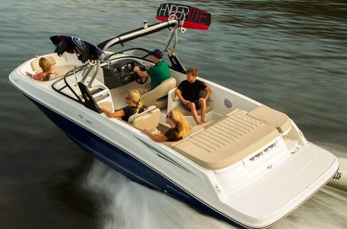Wakeboard Tower Over The Tower Boat-Cover for Chaparral® 236