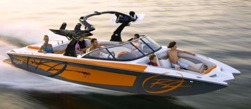 Wakeboard-Tower-Over-The-Tower-Boat-Cover-Ski-Pickle-C™Completely covers WIDE OR PICKLE-FORK BOW TOURNAMENT STYLE SKI BOAT, Wakeboard Tower and Swim Platform (versus Bow, Cockpit and Mooring Covers that do not cover the hull AND tower)