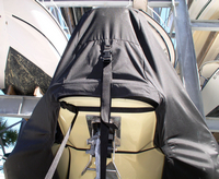 Photo of Century 3200CC 20xx T-Top Boat-Cover-Bow