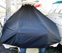 TTopCovers™ Century, 3200CC, 20xx, T-Top Boat Cover, rear