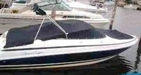 Photo of Chris Craft 210 BowRider Ameritex, 2001: Cockpit Cover-, Bow Cover, Bimini in Boot