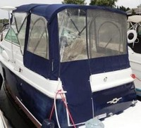photo of chris craft constellation 26, 2003: bimini-top, front connector,