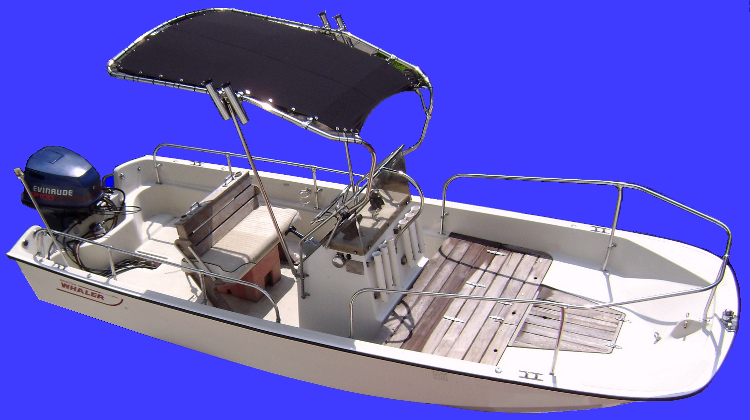 Montauk Shadow for Boston Whaler® Outrage 21 (2000-2001) from RNR
