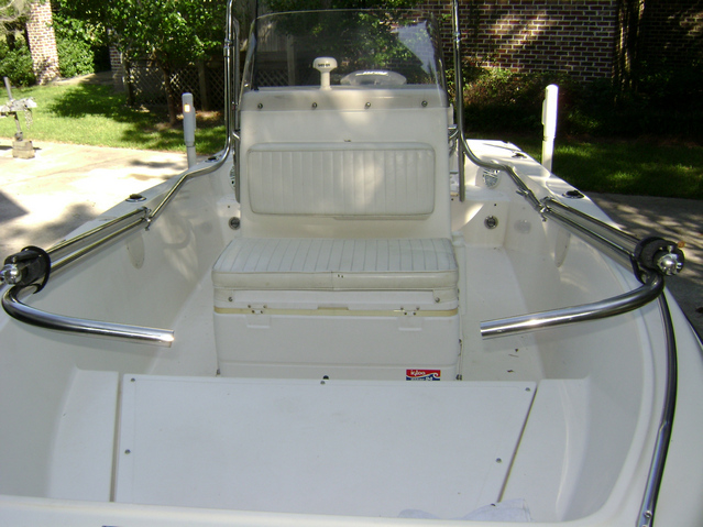 Install Port and Starboard Shadow Frames