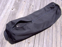 Duffle-Bag-Plain™Zippered Duffle-Bag with no logo to store canvas, covers or gear