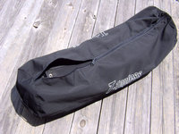 Duffle-Bag-T-Topless™Zippered Duffle-Bag with T-Topless(tm) logo on each side to store canvas, covers or gear