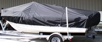 Photo of Edgewater 188CC 20xx Boat-Cover LCC, viewed from Port Side