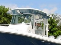 Photo of Everglades 290 Pilot, 2009: Hard-Top, viewed from Port Front