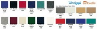 Sunbrella® is our BEST, LONGEST-LASTING fabric. Click to enlarge Exact-Fit® Boat-Covers Sunbrella® Color choices
