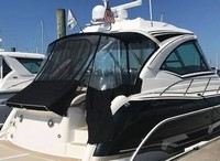 Photo of Formula 45 2014: Camper Top, Camper Side and Aft Curtains, Aft Inserts, viewed from Starboard Rear