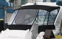 Photo of Formula 48 2006: Hard-Top, Camper Top, Camper Side and Aft Curtains, viewed from Starboard Rear