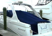 Four Winns, Vista 378, 2003, Cockpit Cover, port rear