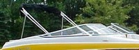 Glastron, GXL 205 No Tower Std Windshield, 2007, Bimini Top in Boot, stbd front