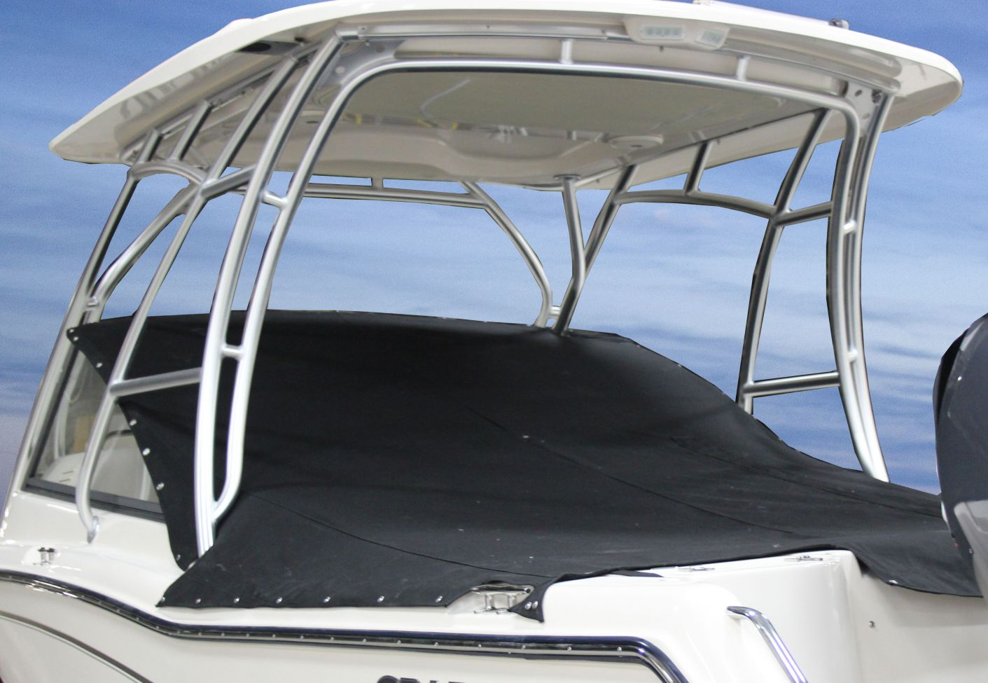Aft Tonneau Cover Hard-Top (Factory OEM) for Grady White® Sailfish