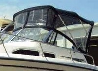Grady White, Voyager 258, 2003, Bimini Top, Visor, Side Curtains, port front