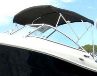 Hydra-Sports Boat Rocker Switch CoverActuator Cockpit Light Black