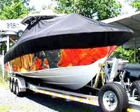 TTopCovers™ Hydrasports, 3400CC, 20xx, T-Top Boat Cover, stbd front
