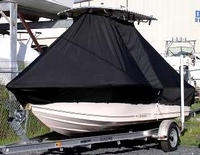 T-Top Boat Cover Custom Fitted to McKee Craft® 184CC