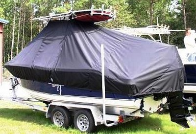 NauticStar, 20XS, 20xx, TTopCovers™ T-Top boat cover, port rear