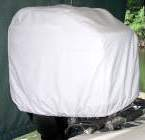Outboard-Motor-Hood™Westland(r) Outboard-Motor-Hood is custom patterned to all popular outboard motor models. Protect your outboard motor from the elements with a motor hood to match your boat cover