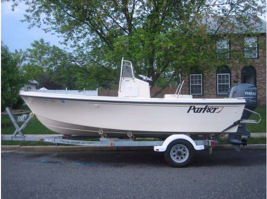 Parker 1801, 2007 Folding Windshield, T-Topless™  10