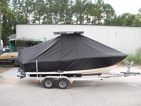 Pioneer, 197CC, 20xx, TTopCovers™ T-Top boat cover Side 279
